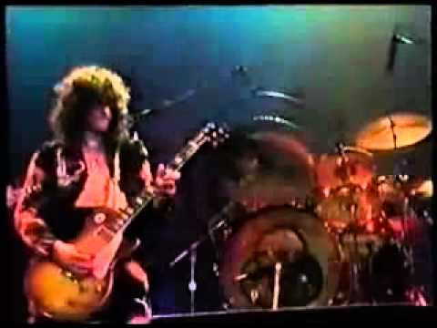 Led Zeppelin Black dog