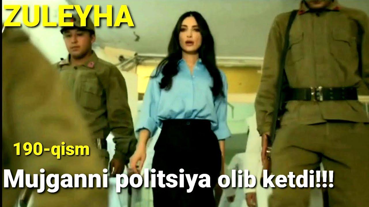 ZULEYHA 190 - QISM O'ZBEK TILIDA(TURK SERIALI) # ЗУЛЕЙХА 190 - КИСМ УЗБЕК ТИЛИДА (ТУРК СЕРИАЛИ)