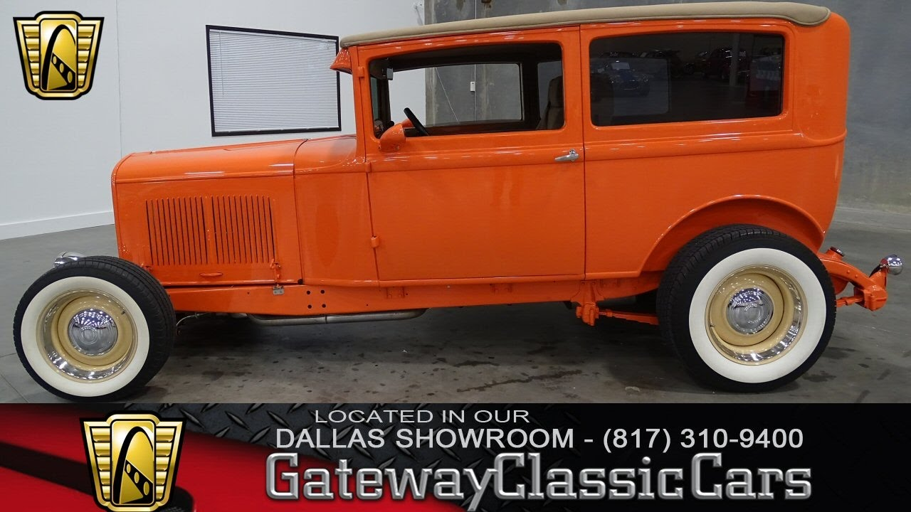 1929 Chrysler Sedan Model 65 #288-DFW Gateway Classic Cars of Dallas ...