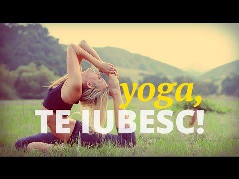 Yoga,TE IUBESC! - Episodul 1