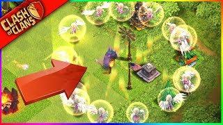 SUPER PEKKA in 2018?! ▶️ Clash of Clans ◀️ (try this asap)