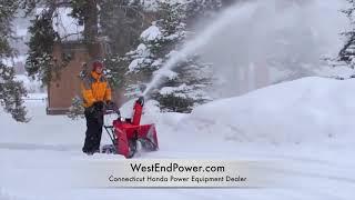 Honda Snow Thrower HSS724AT HSS724ATD West End Power Connecticut -  Honda Snow Blower dealer CT