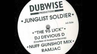 Chris Jay - Junglist Soldier