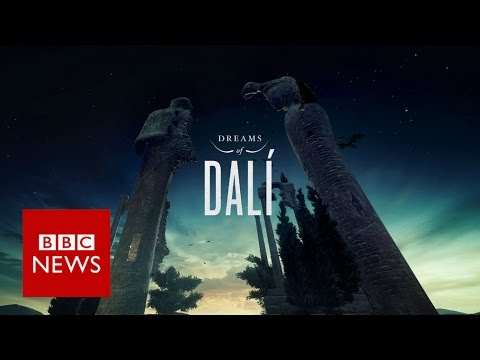Dreams of Dalí - The Surrealist's Art in 360 video - BBC News