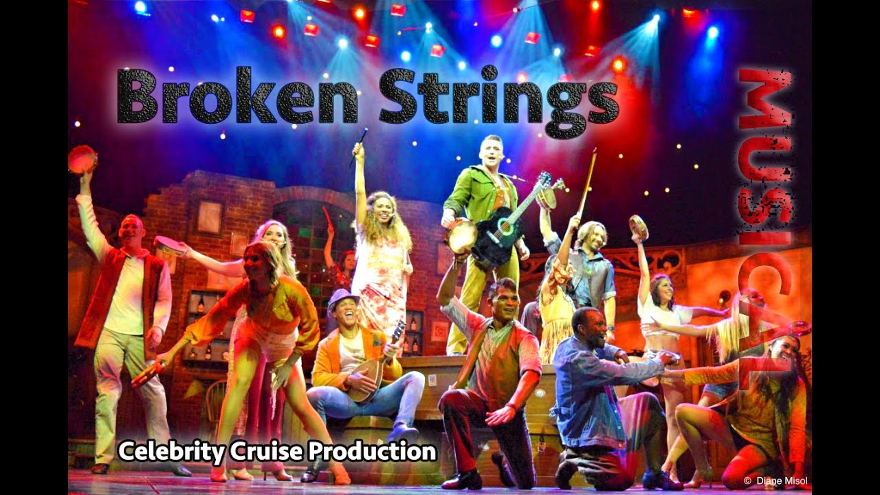 Celebrity Cruises Productions - 18 Shows in 18 Months ...