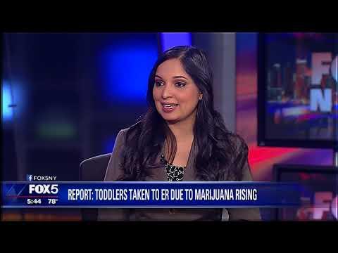 Report: Toddlers Taken to ER Due to Marijuana Rising (8-14-17)