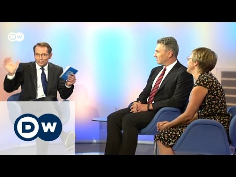 Refugee crisis - Do we care enough? | Quadriga