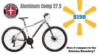 $198 Schwinn Aluminum Comp 27.5 MTB available at Walmart