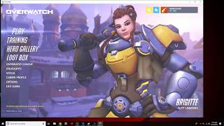 OverWatch game play 2
