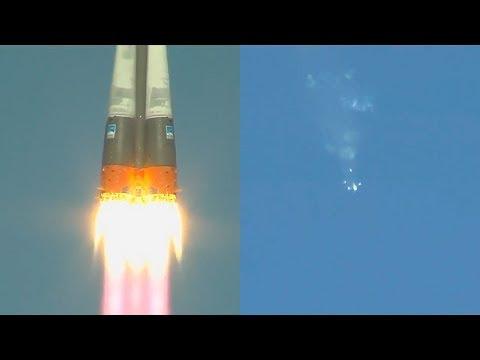 Soyuz MS-10 launch