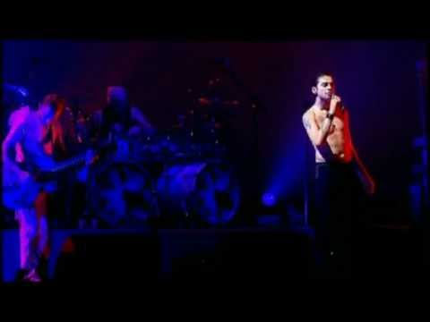 Depeche Mode - FREELOVE (3D OPCIONAL) live in paris Exciter Tour