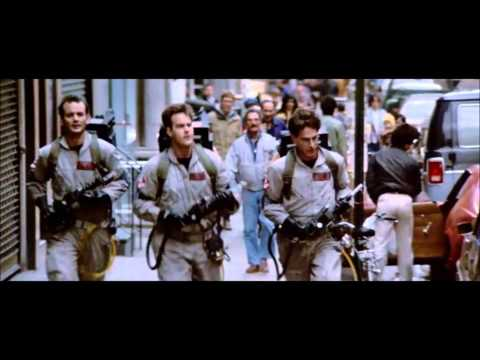 Ghostbusters  Theme Song Montage