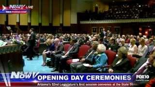 Arizona Legislature Opening Ceremonies