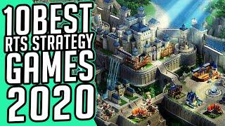 TOP 10 STRATEGY/RTS GAMES WORTH PLAYING IN 2020!