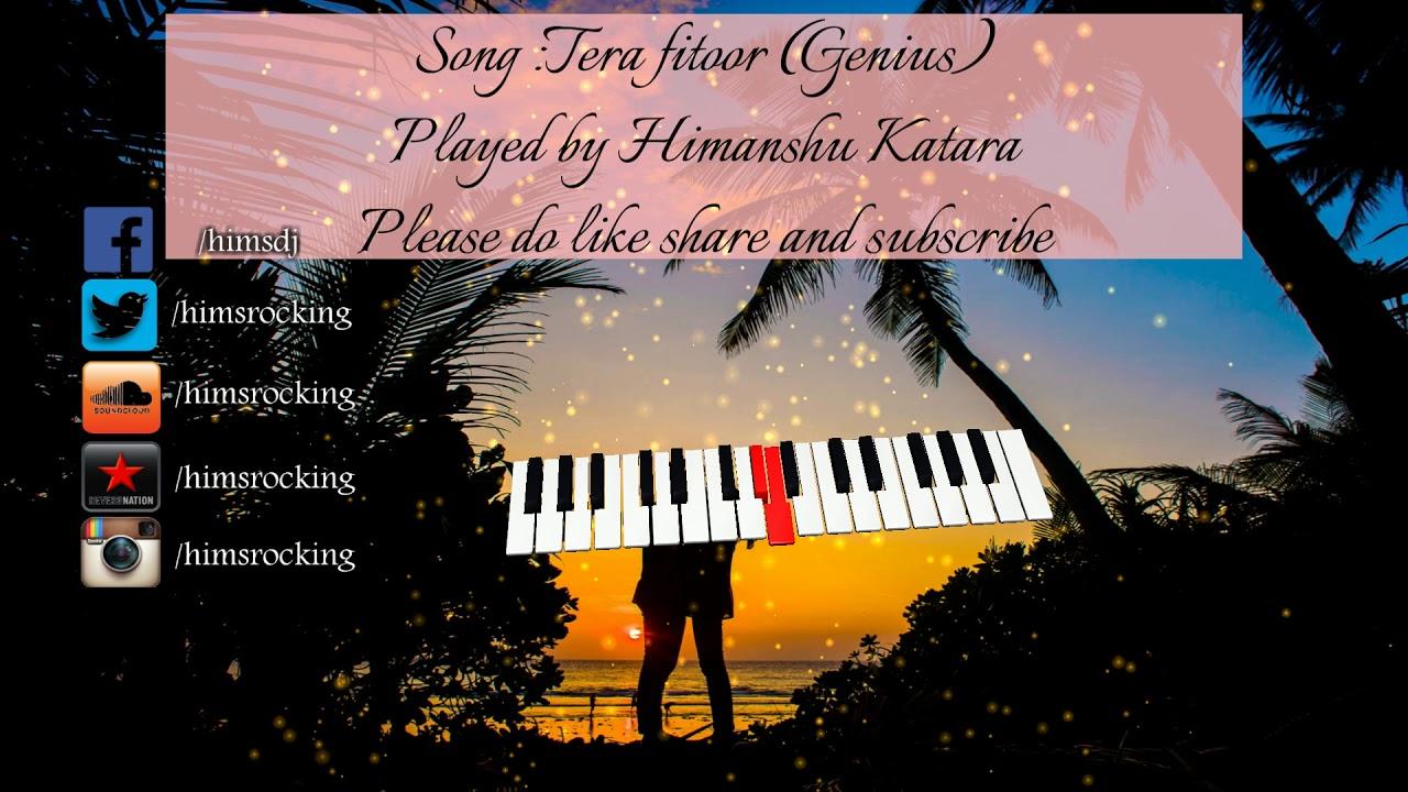 Tera fitoor flute ringtone download