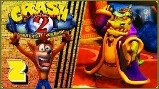 Crash Bandicoot 2 #2 - Misio-piesio