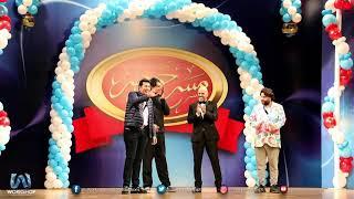 عاجل : هاني رمزي يقتحم مسرح مصر!
