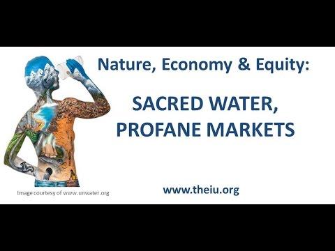 The IU - Water Forum - Live Stream
