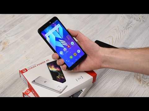 Смартфоны до 7 тысяч - Обзор BQ Strike Power 4G - 5514L и 5514G