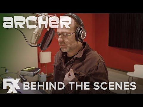 Archer | Inside Season 10: Making Archer: 1999 | FXX