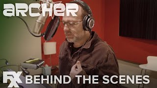 Archer | Inside Season 10: Making Archer: 1999 | FXX