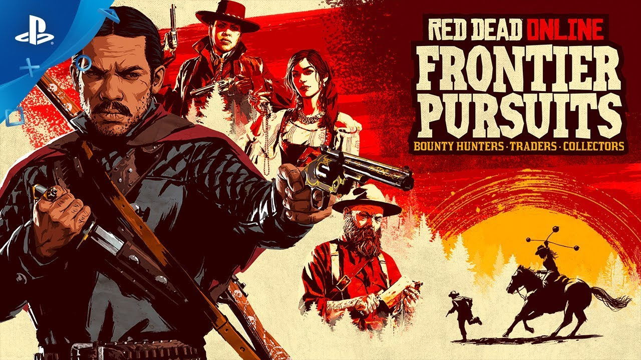 Red Dead Online - Frontier Pursuits