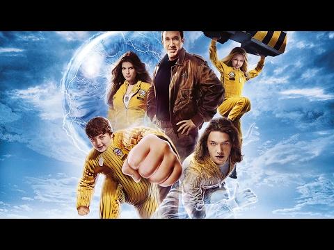 El Capitán Zoom y los Pequeños Grandes Heroes (Trailer)