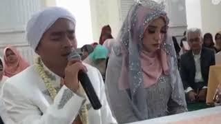 Merdunya Lantunan Surah Arrahman Taqy Malik Untuk Mahar Istrinya
