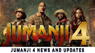 Jumanji 4 Everything We Know About - News And Updates