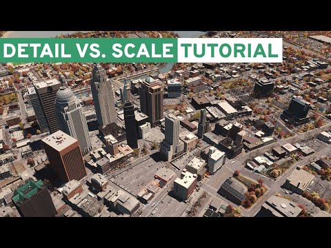 How to Make a Big Realistic City in Cities Skylines