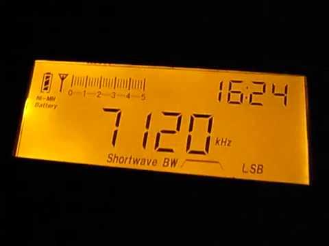 7120kHz Radio Hargeysa, Somaliland, title song