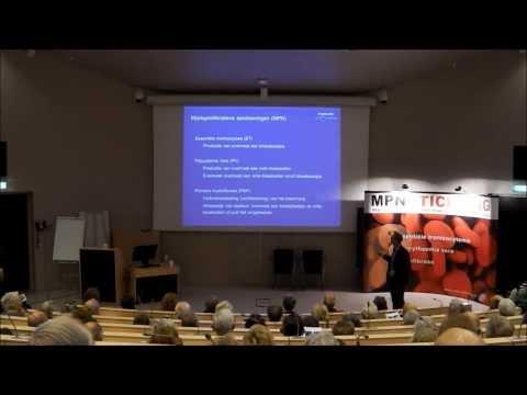 Presentatie Dr. te Boekhorst MPN contactdag 2013