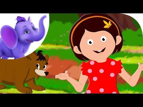 Fuzzy Wuzzy - Nursery Rhyme