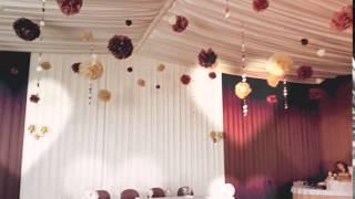Свадьба за городом Санкт-Петербург