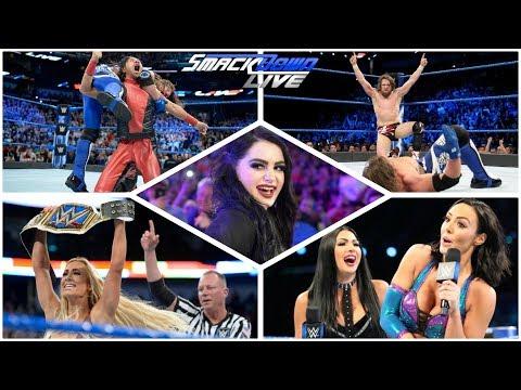 WWE Smackdown & 205 LIVE REVIEW    AJ Styles vs. Daniel Bryan    Paige Is New GM    Heel Nakamura!
