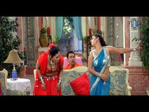 Bhojpuri Hot Song   Pon Pon Aey Hamar Pon Pon   Biwi No.1  