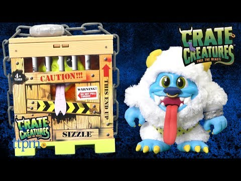 Crate Creatures Blizz & Sizzle from MGA Entertainment