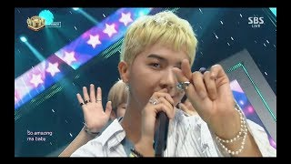 WINNER - 'LOVE ME LOVE ME' 0827 SBS Inkigayo