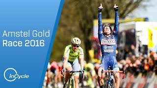 Amstel Gold Race 2016 - Highlights
