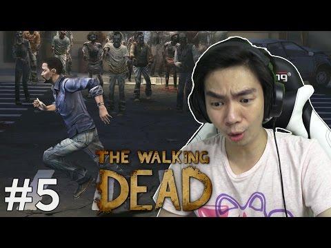 Pilihan Yang Sulit - The Walking Dead Game - Indonesia #5