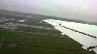 Take-off from Dayton International Airport (DAY)