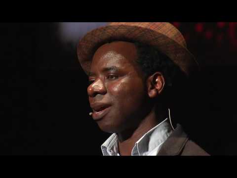 Where is home? Where do you belong? | Vamba Sherif | TEDxGroningen