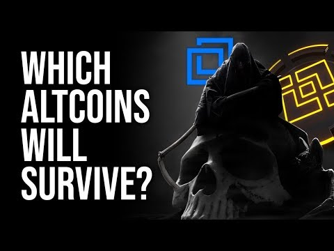 Altcoins - Which Cryptocurrency Projects Will Survive?