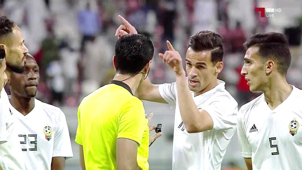 ملخص مباراة ليبيا و السودان   تعليق أحمد الطيب   تصفيات كأس العرب 19-6-2021