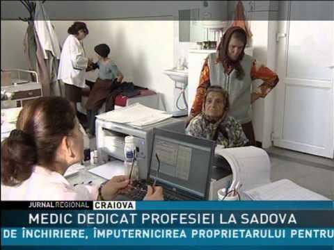MEDIC DEDICAT PROFESIEI LA SADOVA