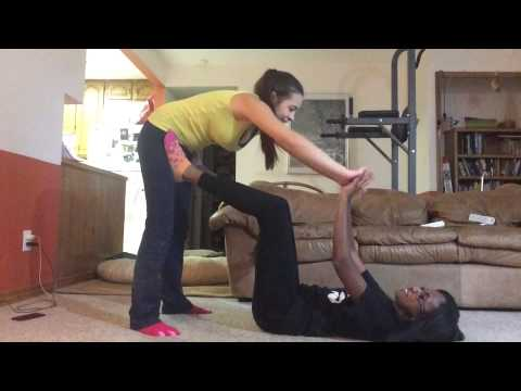 lesben yoga