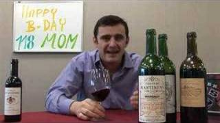 Popular Gary Vaynerchuk & Wine tasting videos