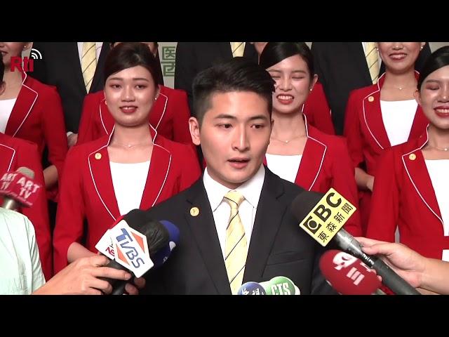 Protokol Cantik-Tampan Tampil di Perayaan Double Ten   RTI Siaran Indonesia