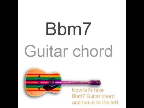 Bbm7 Guitar Chord Worshipchords