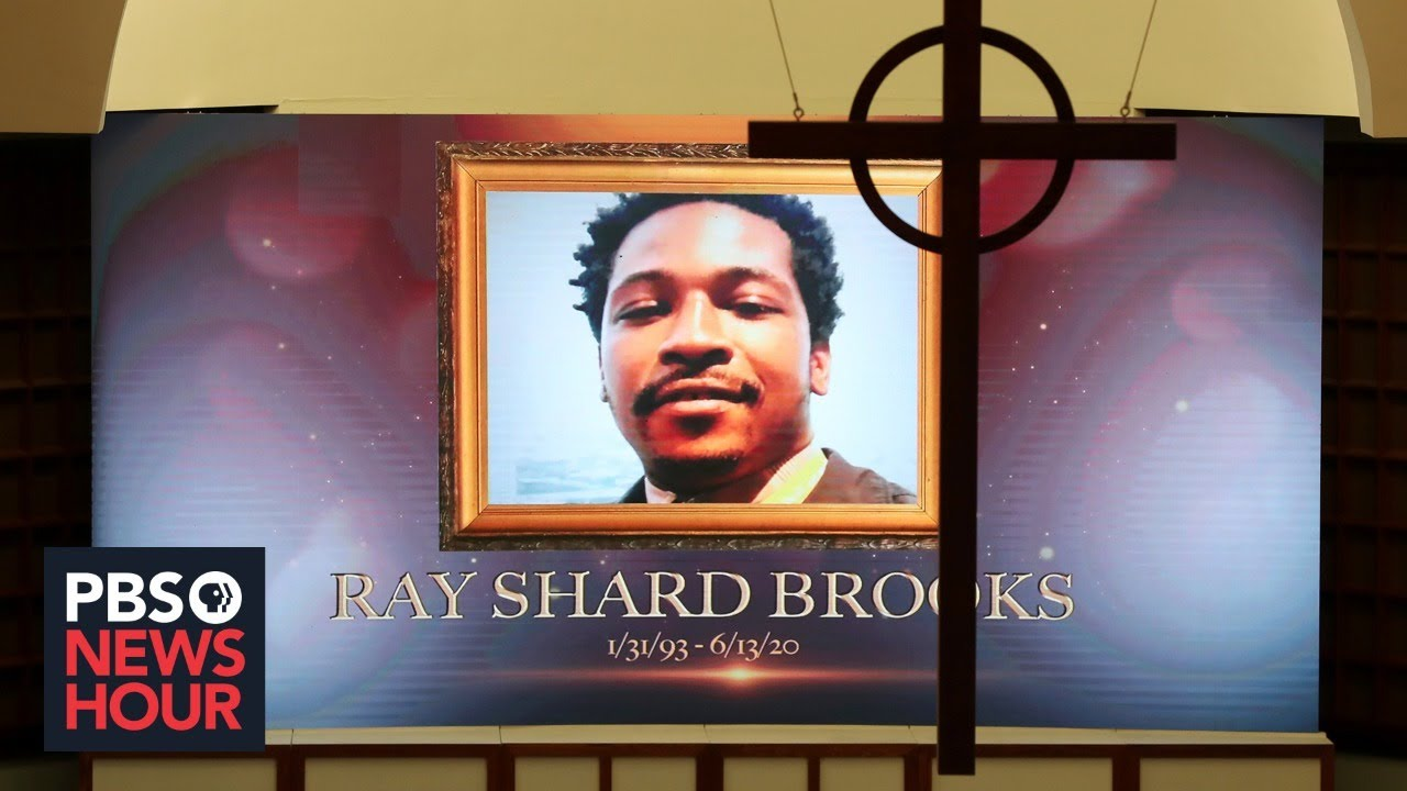 Download WATCH LIVE: Rayshard Brooks laid to rest at funeral in Atlanta
